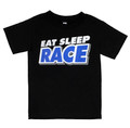 Kids Cartoon T-Shirt | Black/Blue