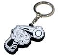 Turbo Gun Keychain