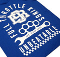 Full Throttle Kings Tank Top | Blue