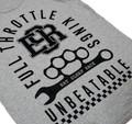 Full Throttle Kings Tank Top | Grey