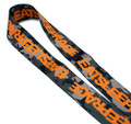 Lanyard Logo | Camo/Orange
