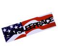 ESR Flag Bumper Sticker | RWB