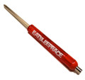 Reversible Pocket Screwdriver | Red