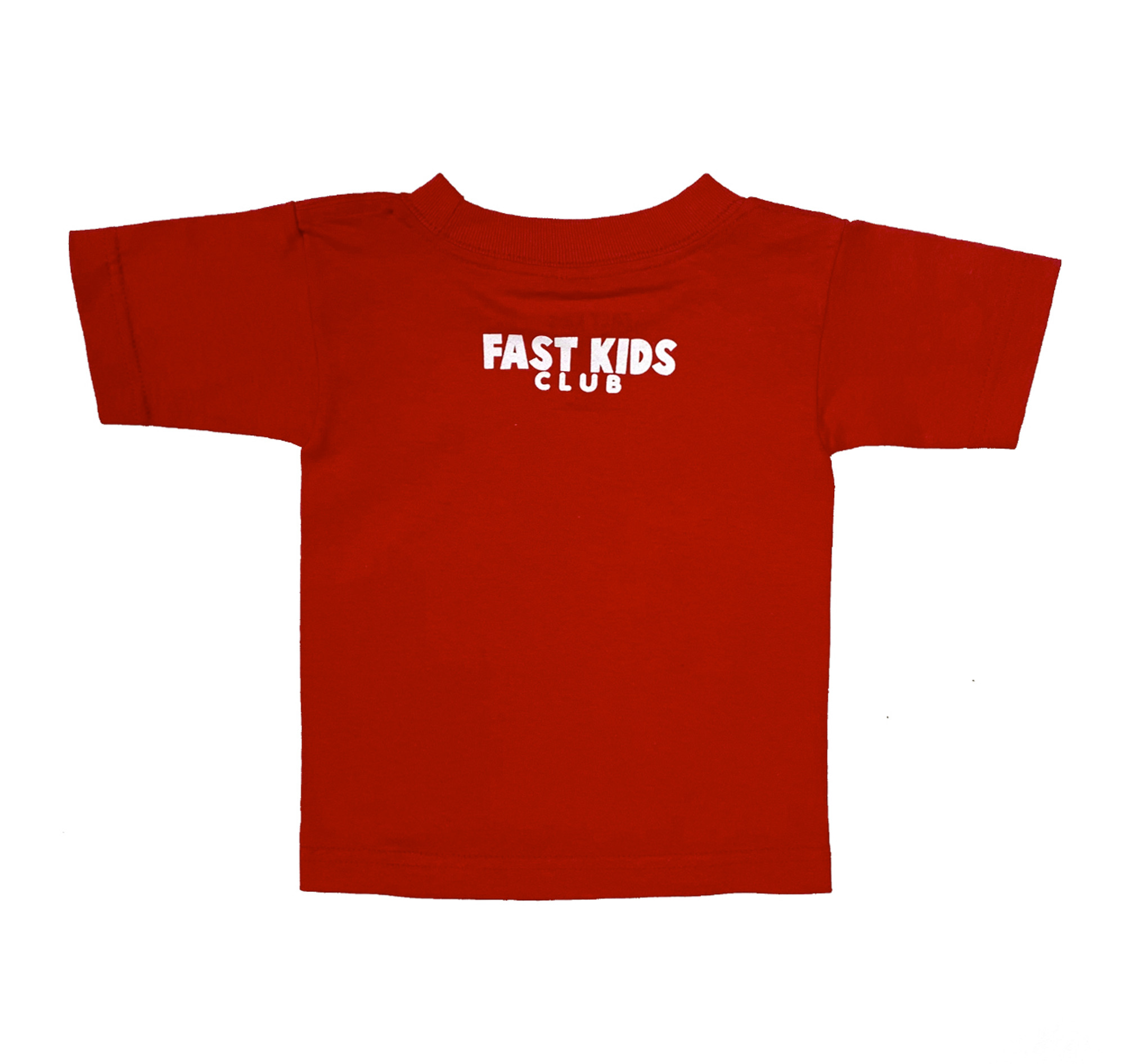 Kids All Motor T Shirt | Red