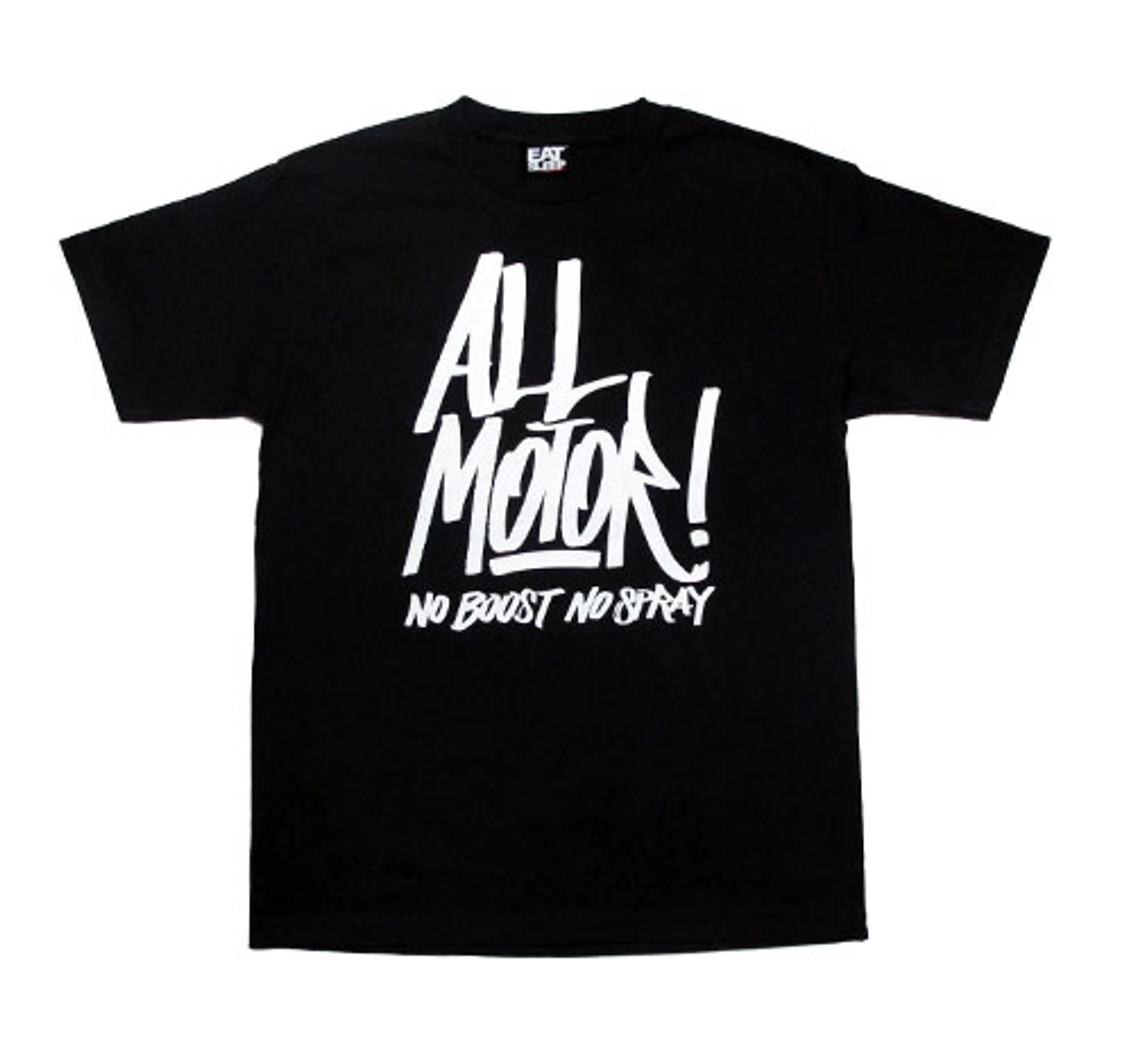 All Motor 3 T Shirt | Black