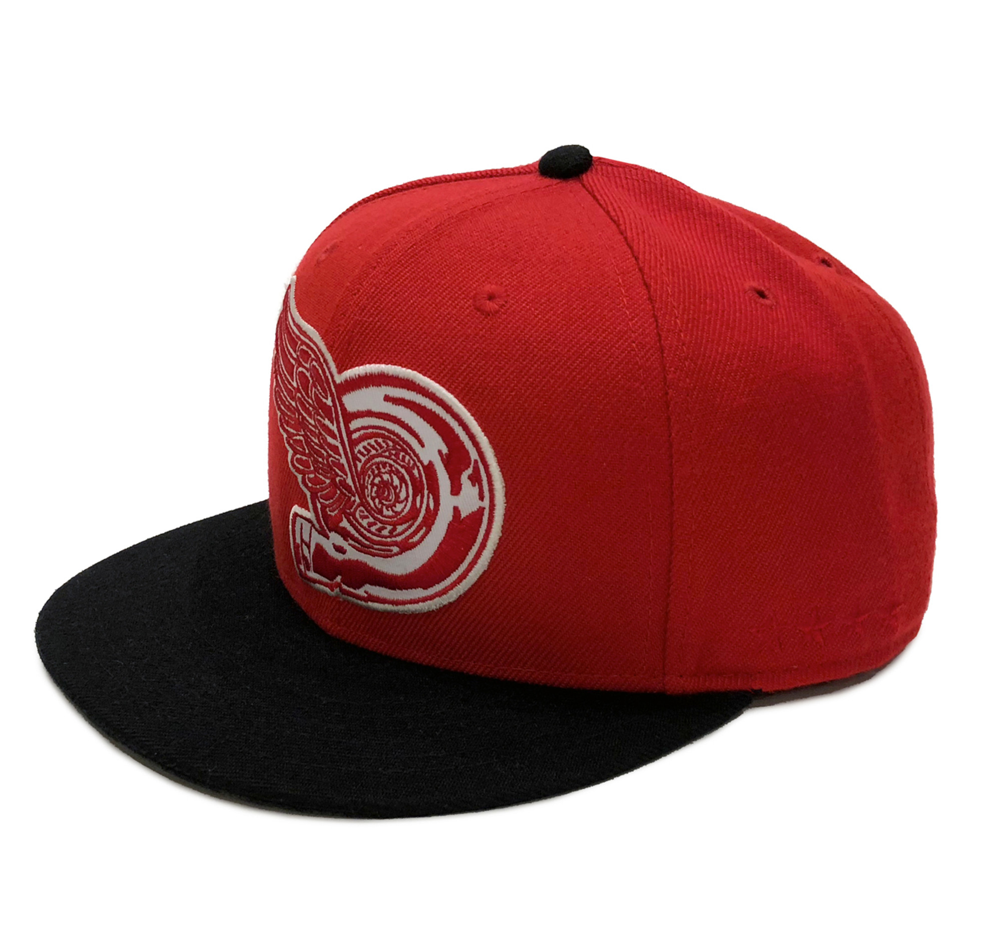 eaa18229847b96 Turbo Wing Fitted Hat | Red/Black - Eat Sleep Race - Racing ...