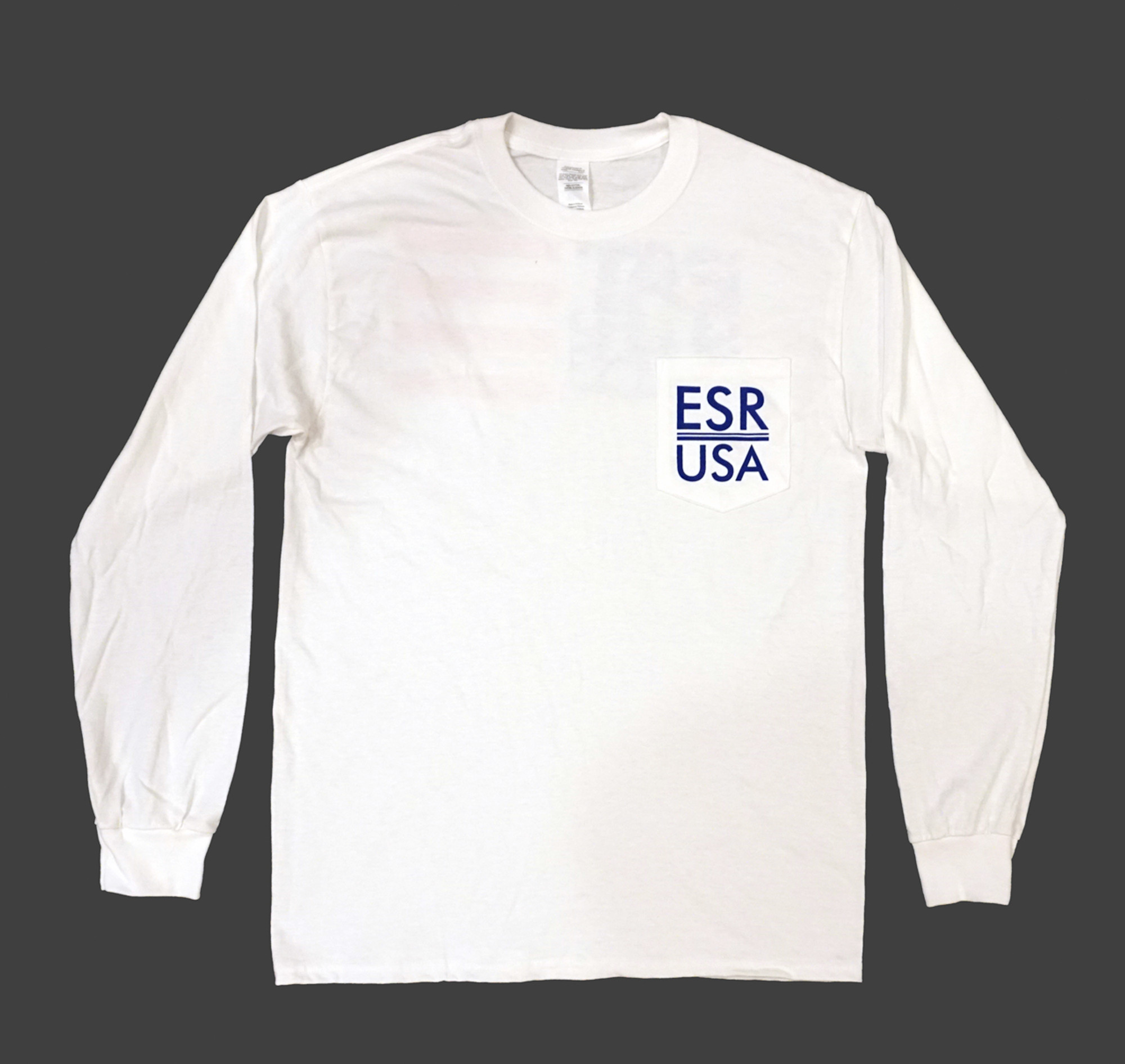dd078f2c3a8 USA Pocket Long Sleeve Shirt