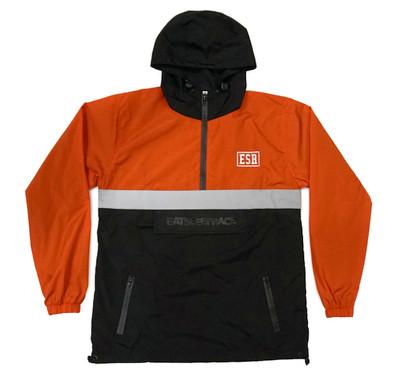 ESR Anorak Windbreaker Jacket | Red/Black