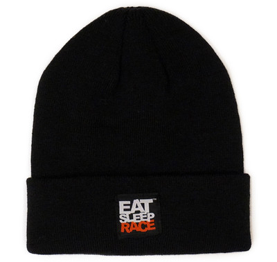 Logo Team Beanie | Black/Red