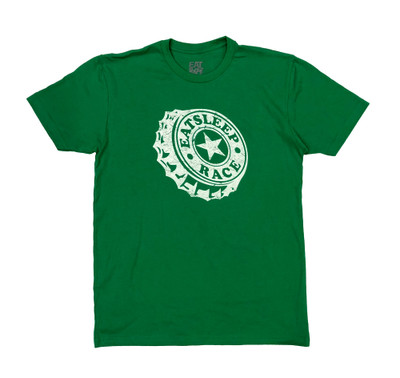 Bottlecap Lightweight T-Shirt | Green