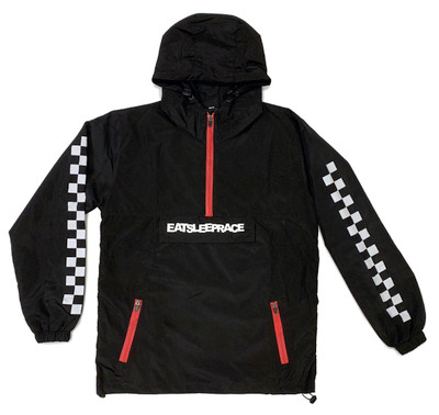 ESR Anorak Windbreaker Jacket | Black