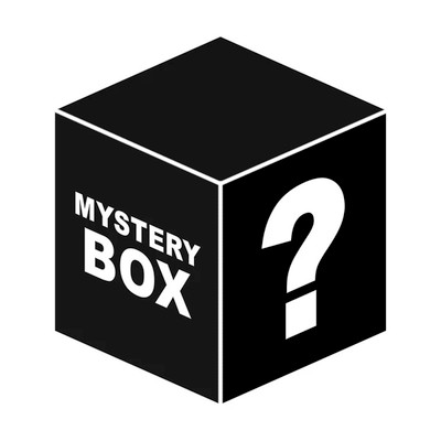 5 T-shirts Mystery Box | Mens Small