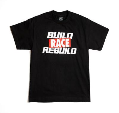 Build Rebuild 3 T-Shirt | Black