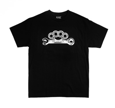 Knuckle Wrench 2 T-Shirt | Black