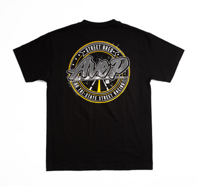 AVE P 5 T-Shirt | Black