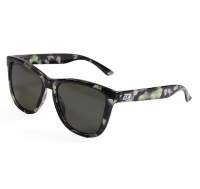 ESR Fastlife Sunglasses | Camo/Smoke (Polarized) | Hard Case