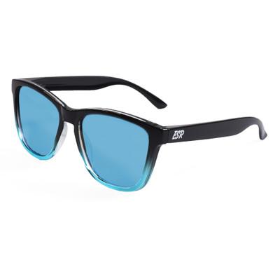 ESR Fastlife Sunglasses | Ice/Blue (Polarized) | Hard Case