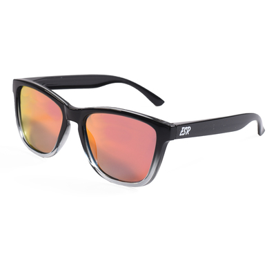 ESR Fastlife Sunglasses | Fade/Red (Polarized) | Hard Case
