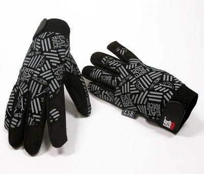 Mechanics Gloves Pattern | Black/Grey