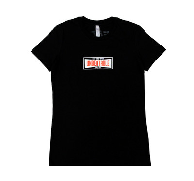 Ladies Unbeatable Shirt | Black