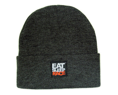 Logo Team Beanie | Charcoal