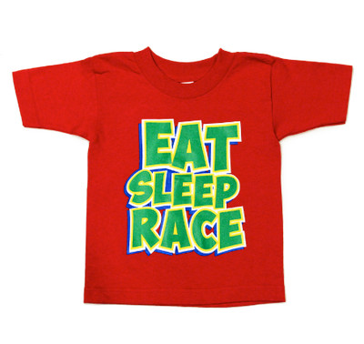 Kids Cartoon T-Shirt | Red