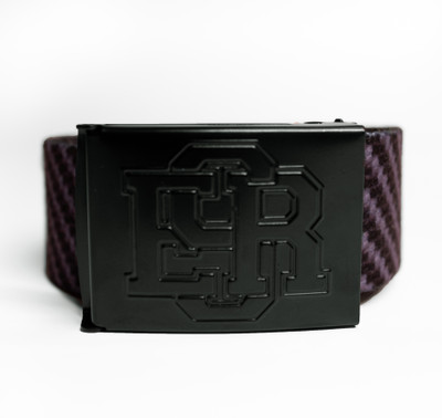 ESR Logo Belt | Carbon Fiber