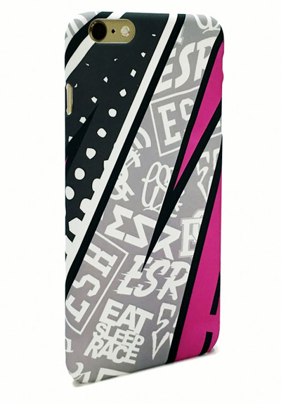 iPhone 6 Plus Case | Pink Rad Pattern