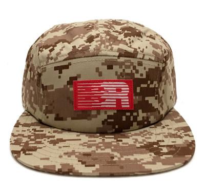 ESR 5-Panel Hat   Desert Digi Camo