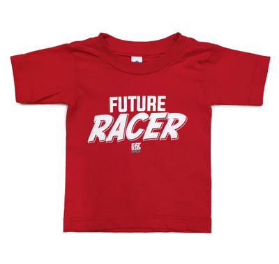 Kids Future Racer T-Shirt | Red