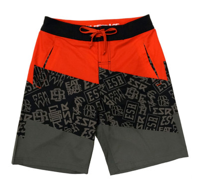 Active Shorts | ESR Bolt Pattern Red
