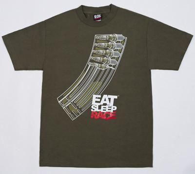 Banana Clip T-Shirt | Olive