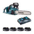 Makita DUC353P Twin 18v Brushless Chainsaw (All Versions)