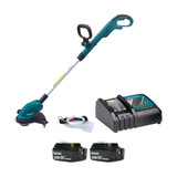 Makita DUR181RT-2 18v LXT Line Trimmer (2x5Ah)