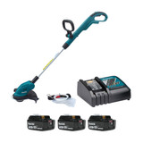 Makita DUR181RT-3 18v LXT Line Trimmer (3x5Ah)