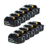 Makita BL1830B 18v 3Ah Li-Ion Batteries (10 pack)