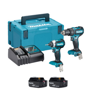 Makita DLX2283J 18v Brushless Twin Pack (All Versions)