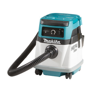 Makita DVC151LZ Twin 18v L Class Dust Extractor
