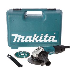 Makita GA4530KD 115mm Angle Grinder Kit (720w)