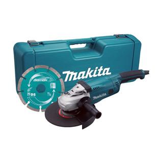 Makita GA9020KD 230mm Angle Grinder Kit (2,000w)