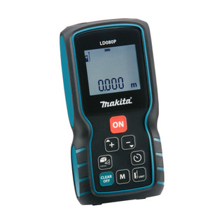 Makita LD080P Laser Distance Measure (80m)
