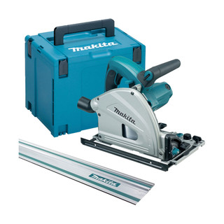 Makita SP6000J1 Plunge Cut Saw - Includes 1 Rail
