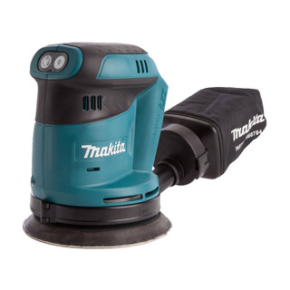 Makita DBO180Z 18v LXT 125mm Random Orbital Sander (Body Only)