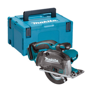 Makita DCS552ZJ 18v 136mm Metal Cutting Saw (Body Only + Case)