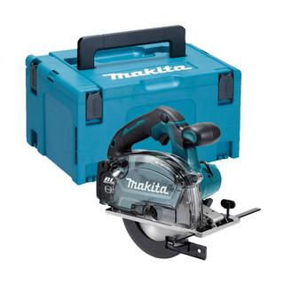 Makita DCS553ZJ 18v Brushless 150mm Metal Cutting Saw (Body Only + Case)