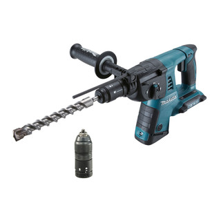 Makita DHR264Z Twin 18v LXT SDS+ Rotary Hammer Drill (Body Only)