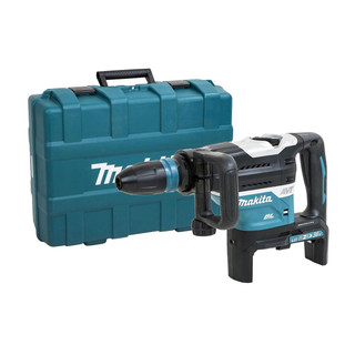 Makita DHR400ZKU Twin 18v Brushless Rotary Demolition Hammer (Body Only + Case)