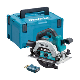 Makita DHS661ZJU 18v Brushless Bluetooth Circular Saw (Body Only + Case)