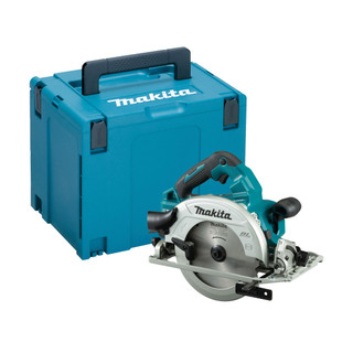 Makita DHS783ZJU Twin 18v 190mm Brushless Circular Saw (Body Only + Case)
