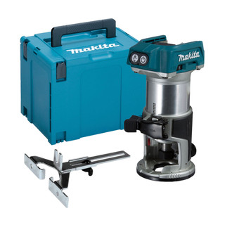 Makita DRT50ZJ 18v Brushless Router/Trimmer (Body Only + Case)